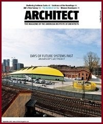 Журнал Architect №9 2012
