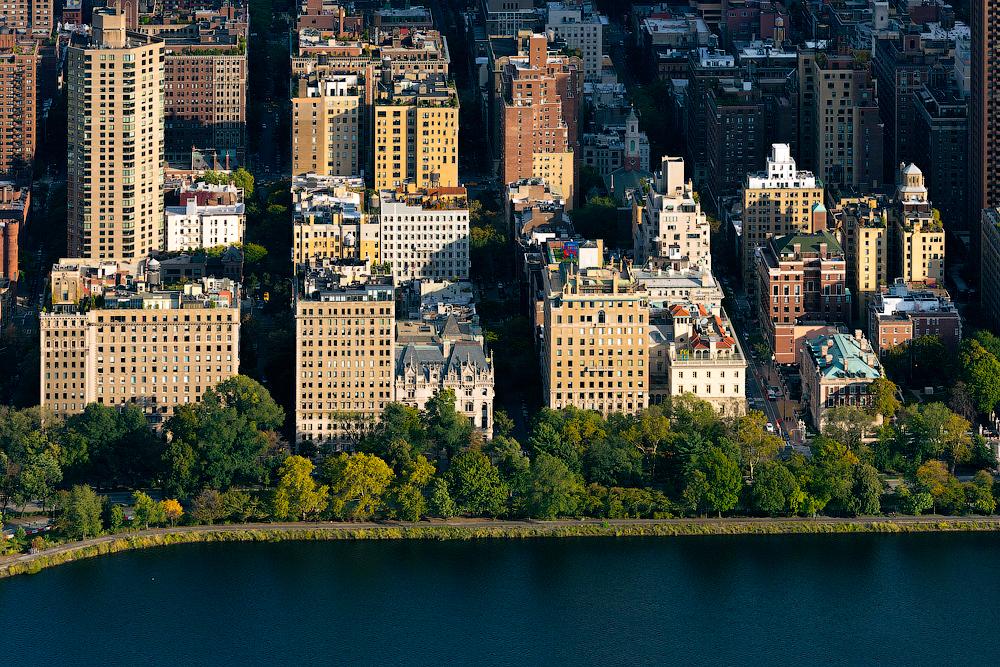 Нью йорк с высоты 85 фото