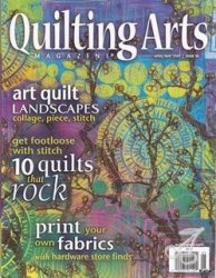 Quilting Arts №38, April/May 2009