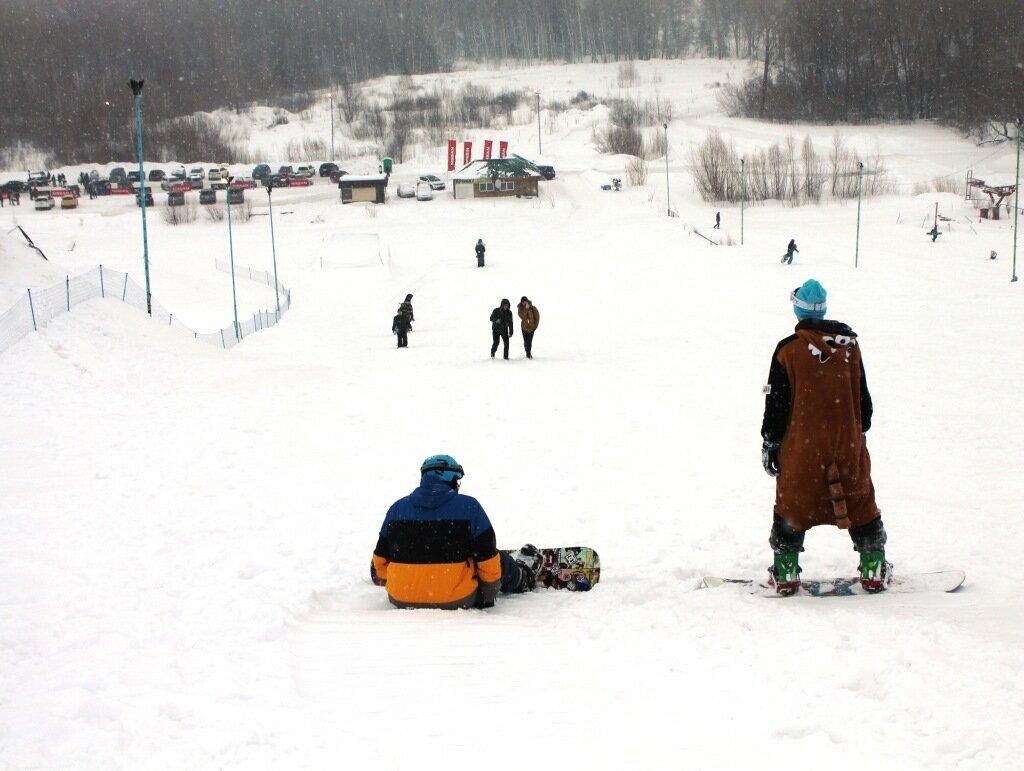 Сноуборд Ниссаникстур