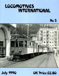Locomotives International 1990-7