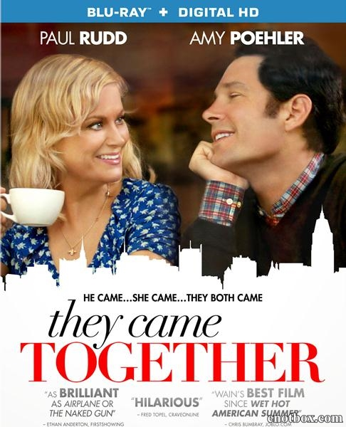 ��� ������ ������ / They Came Together (2014/BDRip/HDRip)