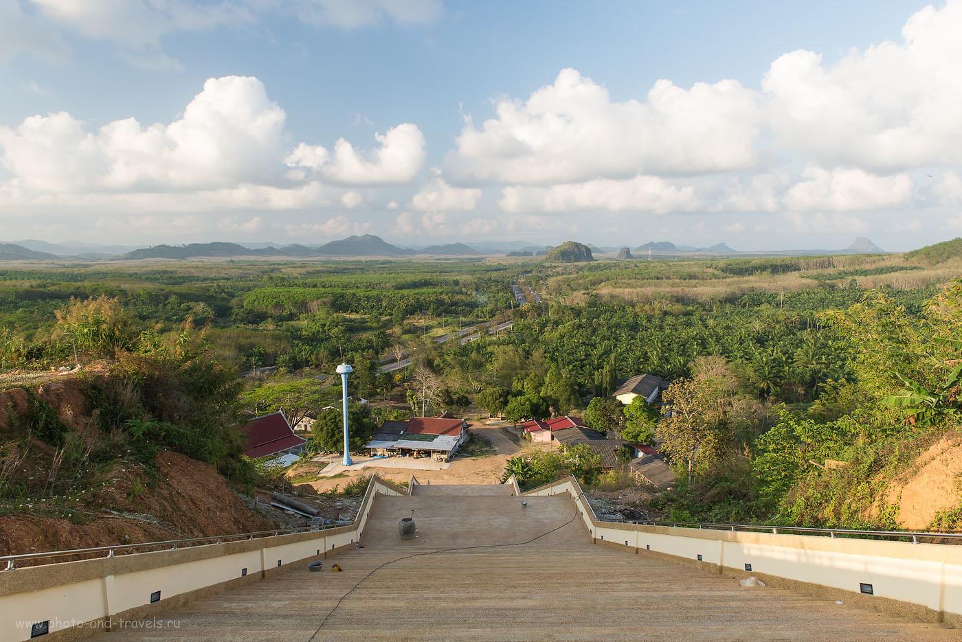 Фотография 17. Дорога в сторону Хуахина. Путешествие по Таиланду дикарем на машине (250, 24, 10.0, 1/60)