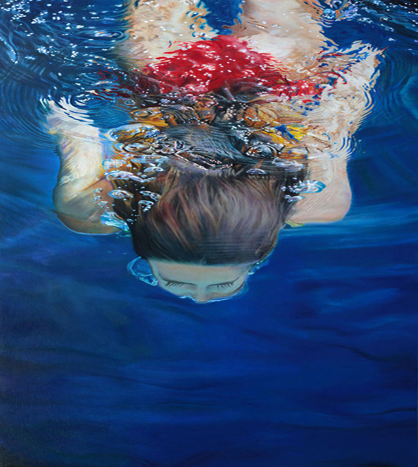 Matt Story's Ultrarealistic Paintings_3