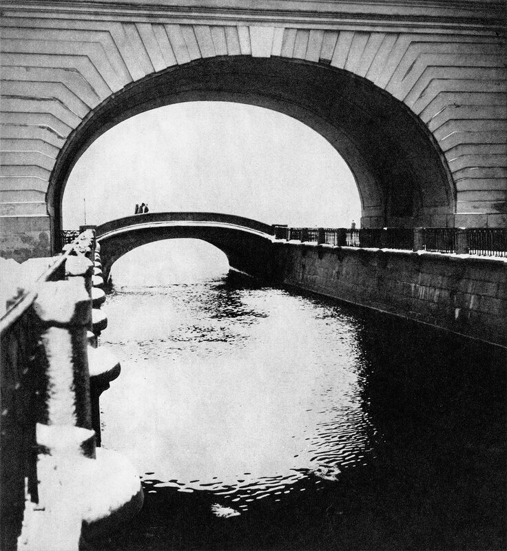 Эрмитажный мост / Hermitage Bridge