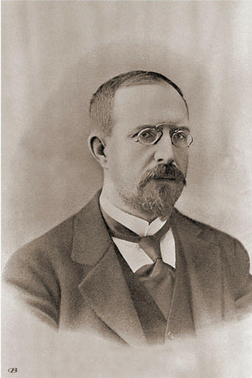 Павел Павлович Рябушинский — российский предприниматель, банкир, старообрядец, представитель династии Рябушинских