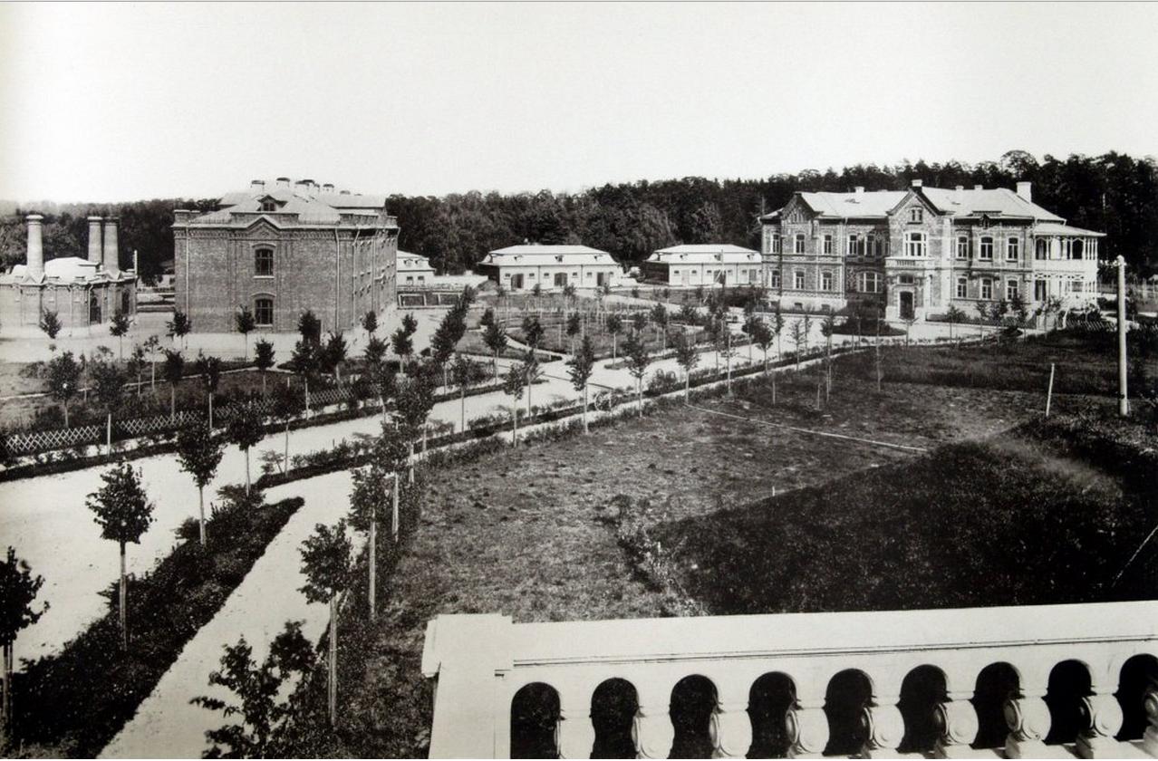 09. Служебные постройки при алексеевской насосной станции