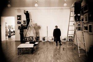 Подготовка экспозиции фотоконкурса