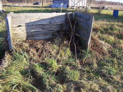 Как приготовить компост для удобрения почвы