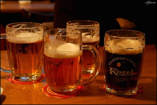 пиво =)