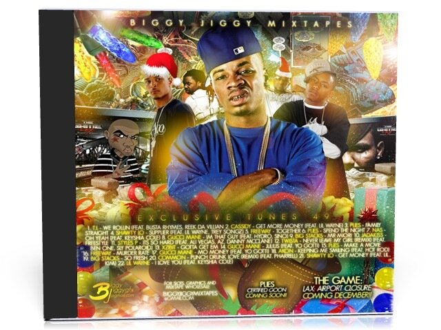 Biggy Jiggy Mixtapes - Exclusive Tunes 49 ( 2008 )