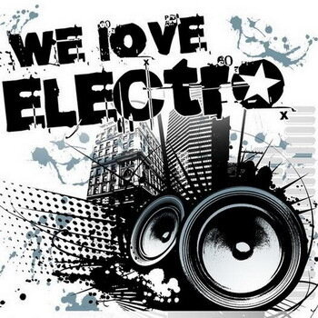 We Love Electro Mixed by Niels Van Gogh & Groove Delicious 2CD (2008)