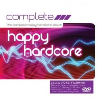 Complete Happy Hardcore - Sight & Sound 2CD (2009)