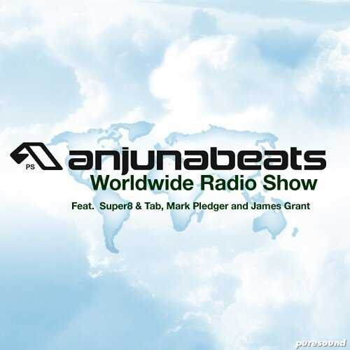 Anjunabeats Worldwide 105 with Mark Pledger (11-01-2009)