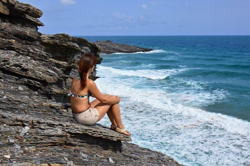Испания, Коста Бланка, море