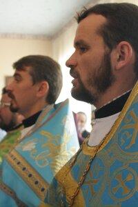 Sfințirea bisericii din Obreja Nouă