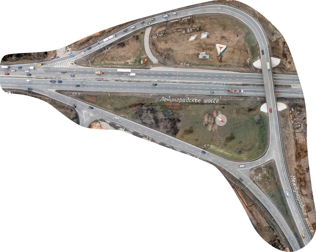 реконструкция ярославского шоссе в тарасовке схема
