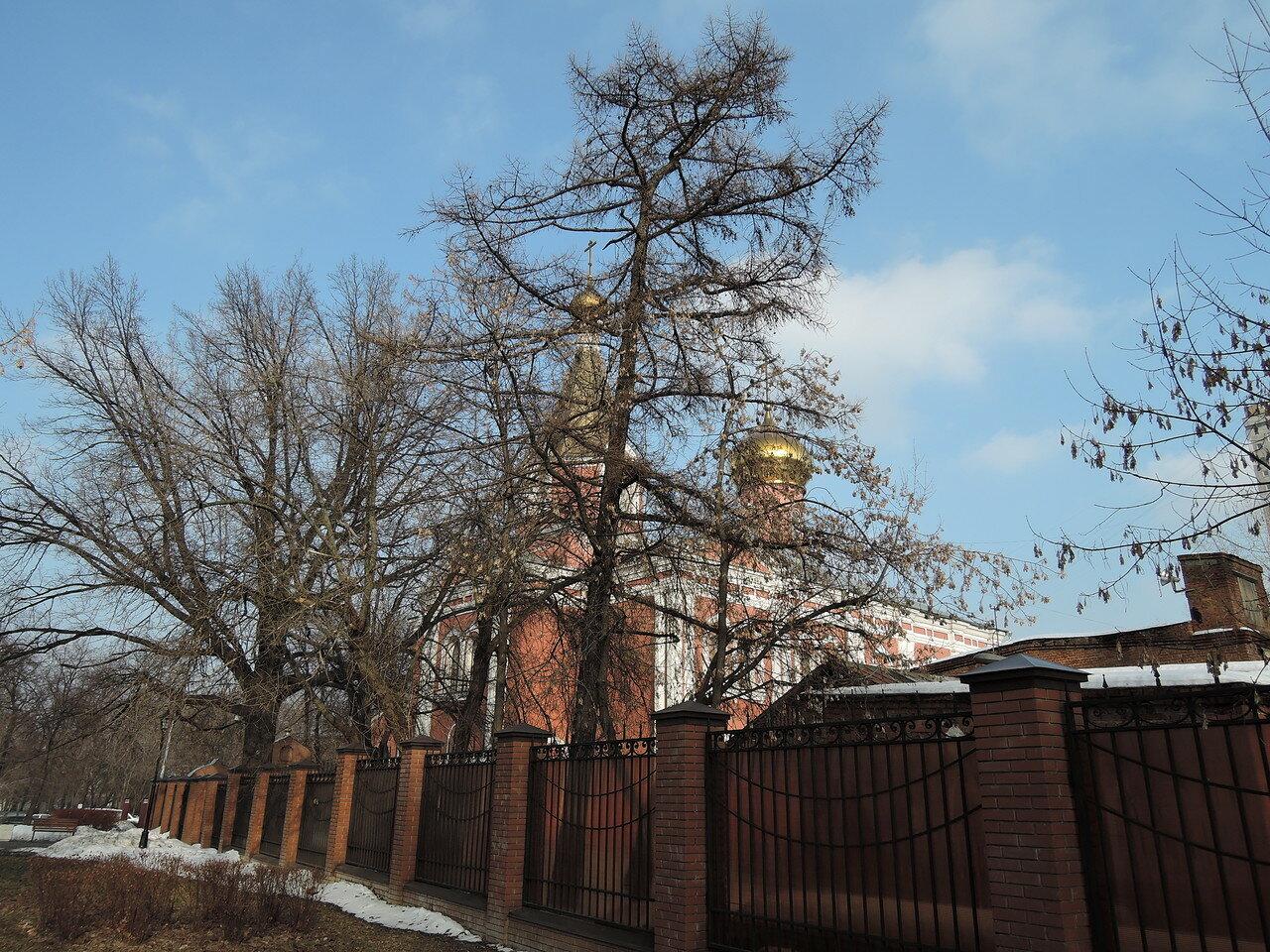 Храм Воскресения Христова на Семеновской