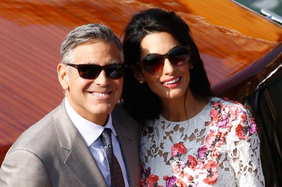 Как Джордж Клуни выбирал себе жену