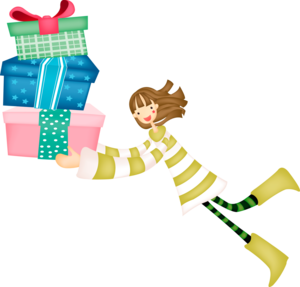 дети, подарки
