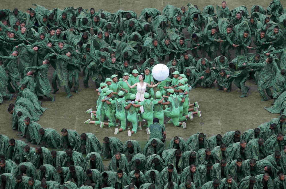Красивые фотографии открытия XV чемпионата легкой атлетики в Пекине 0 13ff4a 99bfdfba orig