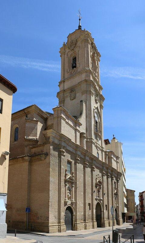 Huesca, Church of St. Lawrence (Iglesia de San Lorenzo)