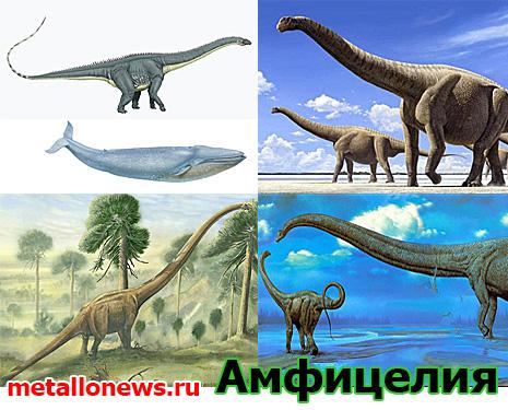 Самые большие животные в мире, существовавшие на земле (фото 21)