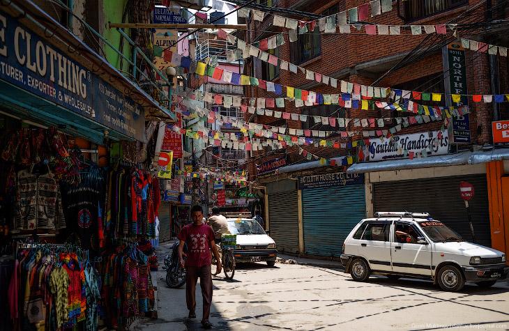 Столица Непала: сцены из жизни (38 фото)