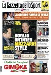 Журнал La Gazzetta dello Sport (30 Luglio 2014)