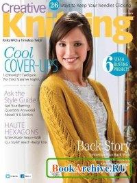 Книга Creative Knitting №4 2012  July.