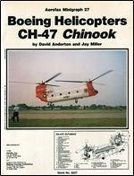 Книга Boeing Helicopters CH-47 Chinook