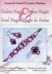 Книга Kralen magie, perlen magie, bead magic, magie de perles