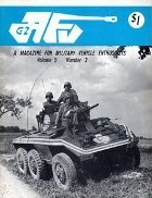 AFV-G2: A Magazine for Military Vehicle Enthusiasts № 3