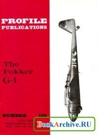 Книга The Fokker G-1 (Profile Publications Number 134)