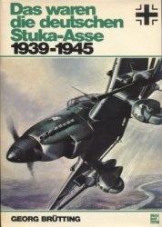 Книга Das waren die deutschen Stuka-Asse 1939-1945