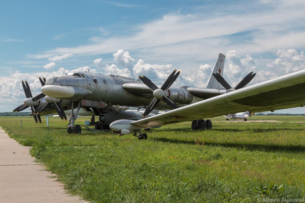 Стратегический ракетоносец Ту-95К
