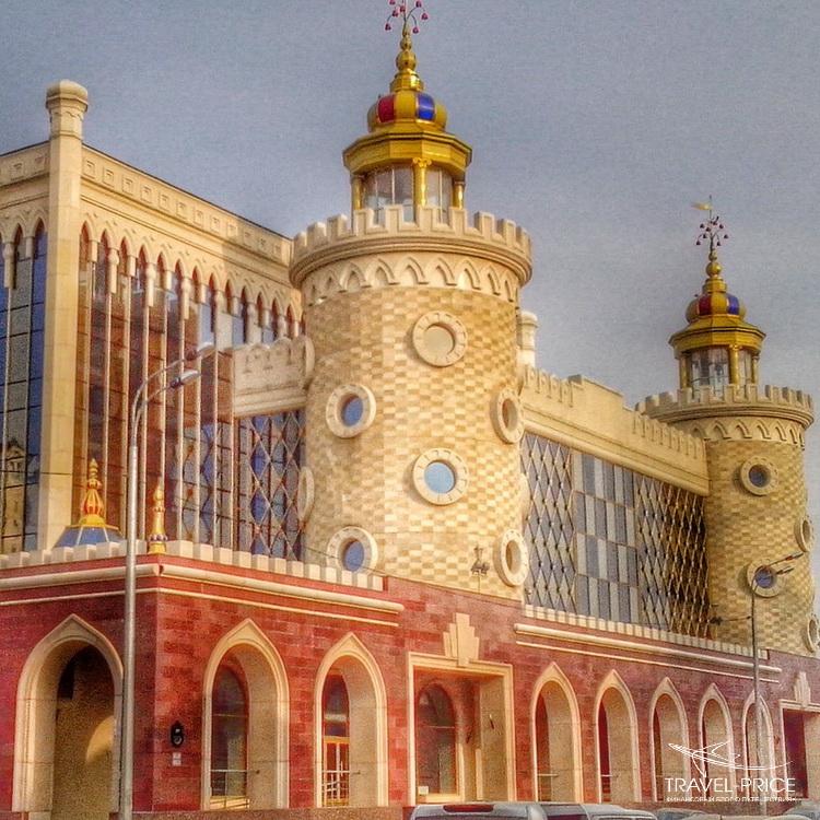 кукольный театр Экият