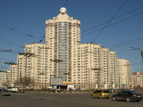 пр. Маршала Жукова 36