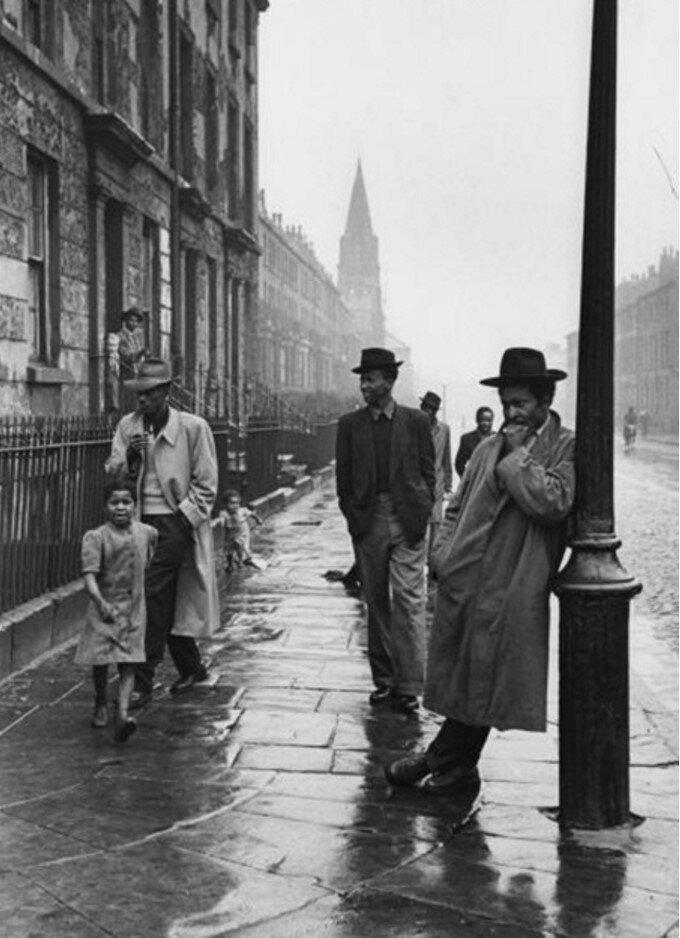 1949. Лондон