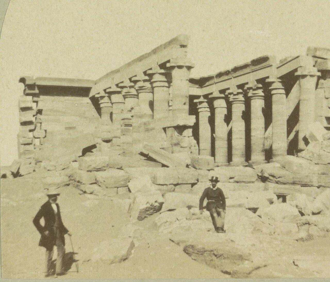 Храм в Калабше
