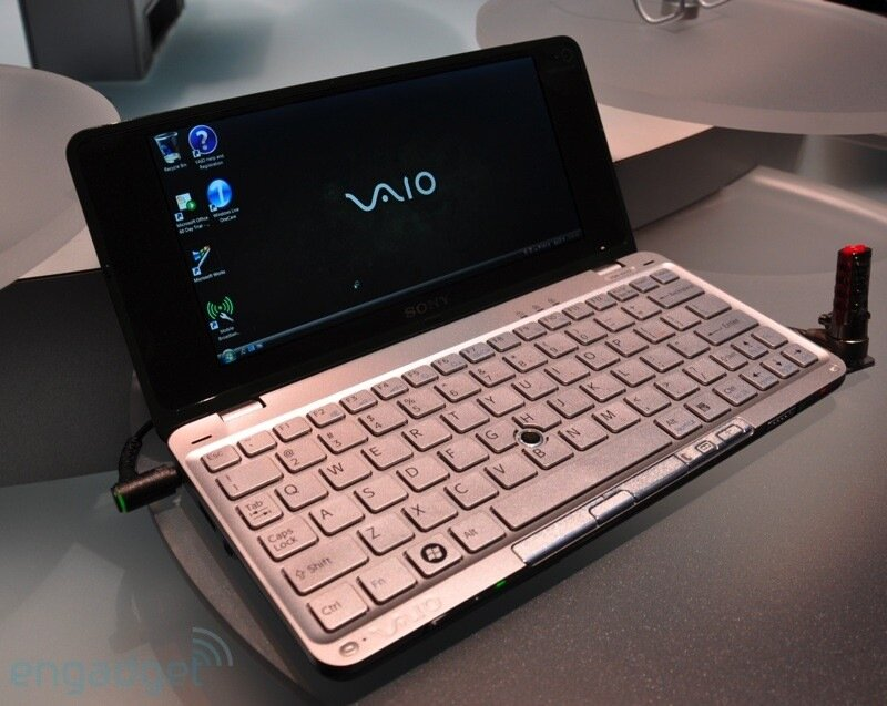 Sony VAIO P Series XLifestyle PC