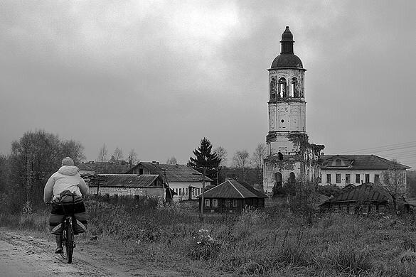 Вологда, церковь, где крестили Гиляровского
