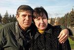 Игорь(hromoy1) и его любимая жена.:)