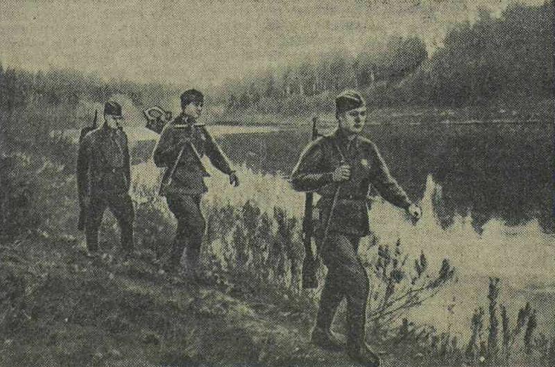 «Красная звезда», 25 июня 1942 года, как русские немцев били, потери немцев на Восточном фронте, красноармеец 1941, красноармеец ВОВ, Красная Армия, смерть немецким оккупантам