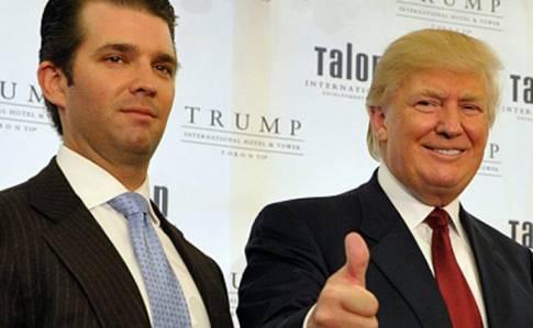 Сын Трампа пытается решить сирийский конфликт сотрудничеством с РФ, - The Wall Street Journal