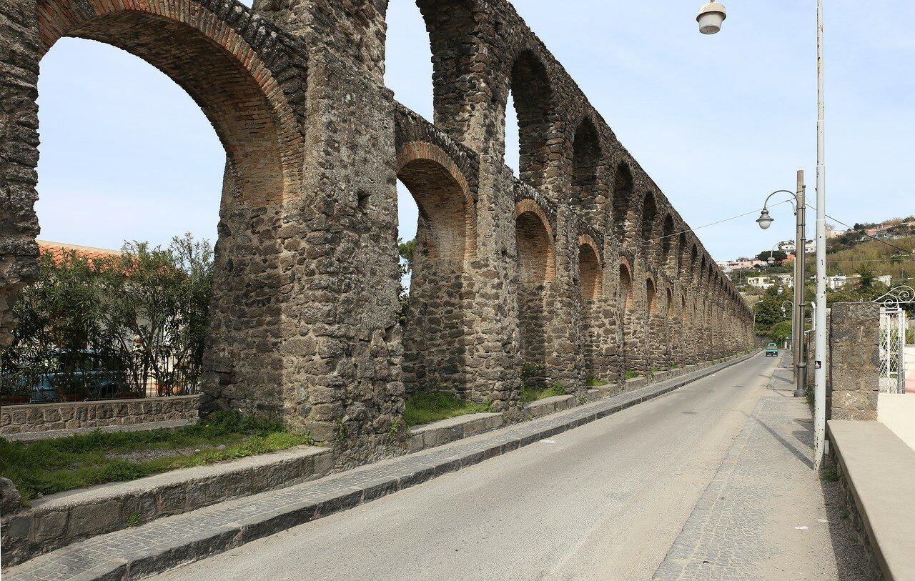 Акведук в Пиластри, Искья
