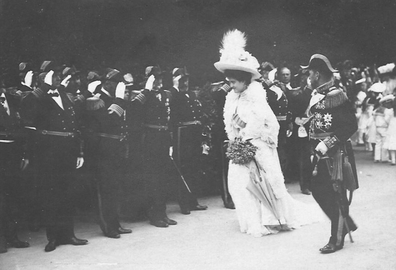 Шведская жизнь Великой Княжны Марии Павловны (младшей)