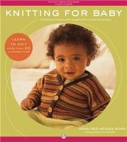 Книга Knitting for Baby: 30 Heirloom Projects with Complete How-to-Knit Instructions