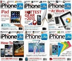 Журнал iPhone Life - Full Year 2013 Collection