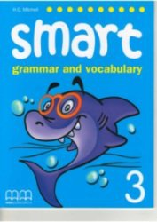 Smart Grammar and Vocabulary 3 (Book and Audio)